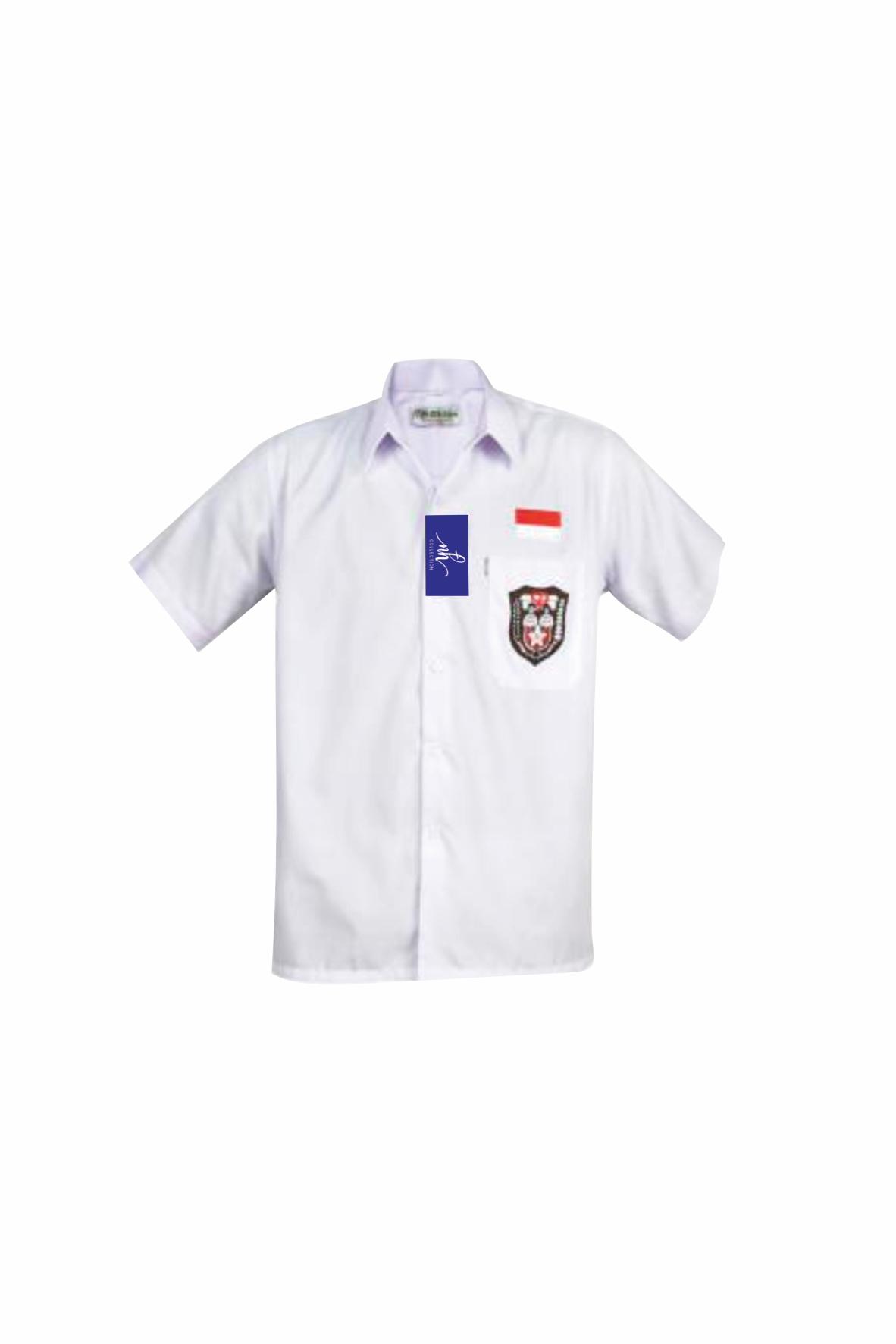 Satu Set Seragam SD Merah Putih Putra | Qusade.id